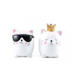 Pokladničky – 2 mačky
