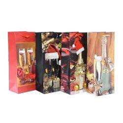 Kolekcia vianočných tašiek...