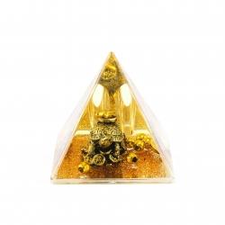 Pyramída s korytnačkou
