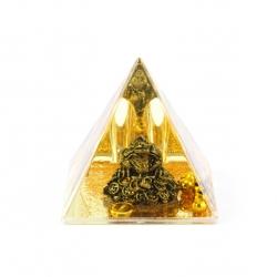 Pyramída s dvoma žabami