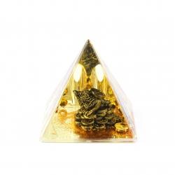 Pyramída so žabou hojnosti