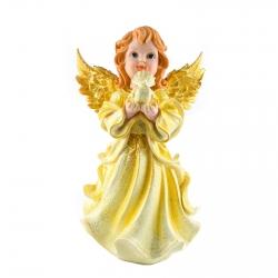 Anjel s holubicou