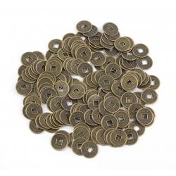 Činska minca pre šťastie