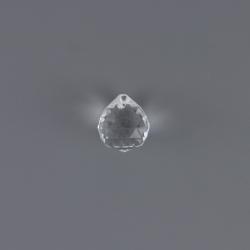 Závesná krištáľová guľa