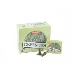 HEM - GREEN TEA vonné kužele