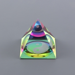 Pyramída - Yin Yang (S)